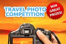 Travel Photo Competition / Enter on the WorldSIM Facebook page for your chance to win heaps of super cool prizes!