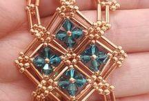 DIY - Jewelry Making / DIY Jewelry Making, Making jewelry, necklace, earrings, bracelets, rings, etc. / by Jackie B
