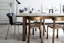 Home: Kitchens & Dining Rooms / Beautiful kitchen and dining room design, decor, and styling. Interior inspiration for my dream kitchen and dining room.