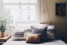 Home: Bedrooms / Beautiful bedroom design, decor, or styling. For my someday dream bedroom.