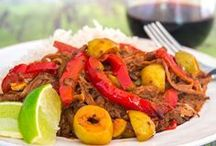 Caribbean Food / Authentic recipes & foods + occasional foodie travel ideas from the Caribbean.