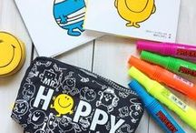 Mr. Men and Little Miss / Created exclusively for LeSportsac, say hello to Little Miss Voyager! Epitomizing the mood of the brand, Little Miss Voyager is curious, looking for adventure, and ready to travel everywhere and anywhere.