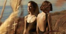 SS18: Together with Say Lou Lou and Julien / This season's campaign marks a new beginning for Filippa K, where we go back to our core philosophy of simple style and long lasting beauty.   Photographer Camilla Åkrans captures the Kilbey sisters on the shores of California, showcasing our belief  that simplicity truly is the purest form of luxury.