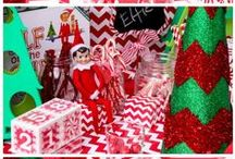 Christmas Decorations and Traditions / Christmas decorations, Elf on the Shelf ideas, Christmas printables, homemade gifts, Advent calendars and other ideas for decorating and celebrating Christmas! / by Camille Gabel