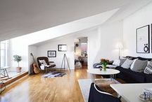 SCANDINAVIAN DREAM / Favorite places and spaces