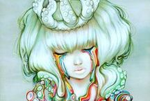 amazing art / by Shana Logic