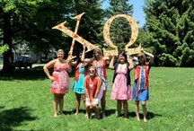 Chi Omega and Owls / by Mkh N