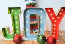 Christmas Crafts / All things crafty to make for #Christmas! #crafts / by Camille Gabel