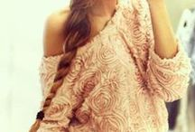 Trend setter / styles and fashions / by Kiana Good