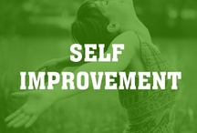 Self-Improvement / This board contains simple reasons for and steps to self improvement.  So many reasons to improve! / by Intent.com