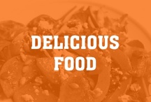 Delicious & Healthy Food / We love food. / by Intent Dot Com