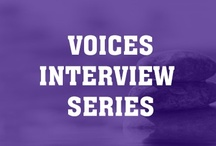 Voices Interview Series / by Intent.com