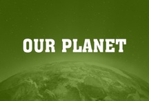 Our Planet / Everything green! / by Intent.com