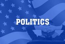 Politics / by Intent Dot Com