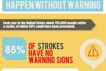 Stroke Awareness / 85% of stroke have no warning signs. Learn more about stroke and stroke screenings from Life Line Screening.