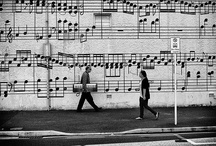 """♪  MUSIC ♪  - listen / """"Music is the Shorthand of Emotion."""" - Leo Tolstoy"""