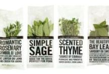 """♢ PACKAGING ♢ - design / """"To make my meal in a box taste better, I decided to tweak the logo, rather than the ingredients."""" -Jarod Kintz"""