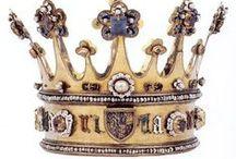 Jewels. Royal.