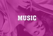 Music / by Intent Dot Com