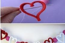 valentine's day. / by Akacia Darnell