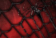 Tecnicas Photoshop / Motivos/patterns con Photoshop Textura del Traje Spiderman