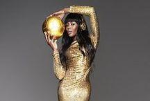 Glittering Gold
