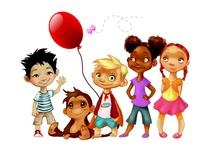 TruKid Characters / At TruKid, we believe that imagination helps kids grow. We've created these fun-loving TruKids to give a face to our products. Stay posted for our story book featuring these TruKids and friends, which will be launching this year!