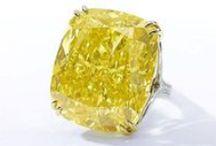 Jewels. Yellow.