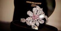 Jewels. Pink.