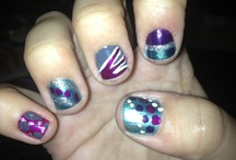 My nail creations / by Kelsey Balsmeyer