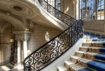 """S T A I R S / """"Manchmal muss man eine Treppe hinabsteigen, um hoch zu kommen."""" (Volkmar Frank)"""