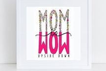 Mother's Day / Mother's Day crafts, activities, and gift ideas to show mom just how much you love her / by Camille @ Growing Up Gabel