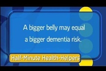 Health Helper Videos / These Half-Minute Health Helper videos from Life Line Screening offer great information and tips to help you stay in control of your health!