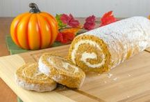 Pumpkin Recipes / All things pumpkin including drinks, breads, desserts, pies and more / by Camille Gabel