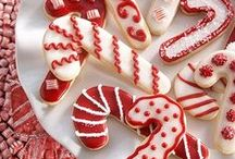 Christmas Cookies / All the best Christmas cookie recipes / by Camille Gabel