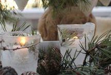 C H R I S T M A S / Weihnachten – Nächte, die Tage sind. (Erhard Horst Bellermann)