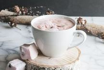 Hot Chocolate Recipes / Unique and fun hot chocolate recipes that are easy to make and delicious to drink! / by Camille @ Growing Up Gabel