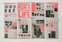 """Graphic Design / """"The life of a designer is a life of fight. Fight against the ugliness. Just like a doctor fights against disease. For us, the visual disease is what we have around, and what we try to do is cure it somehow with design."""" -Massimo Vignelli"""