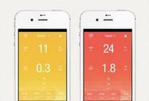 UI Design / Mobile UI