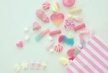 ♡ PASTELS ♡ - candy / by Emelie Henning