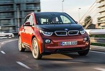 BMW i / All-electric vehicles from the BMW i brand. Currently featuring the i3 and the i8. / by Kuni BMW