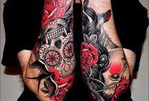 Ink / Inspirational ink on skin art / by Jo Wedenigg