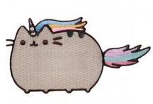 Pusheen The Cat / Love Pusheen? We do to! Find all sorts of adorable official Pusheen the Cat Jewelry at ShanaLogic.com / by Shana Logic