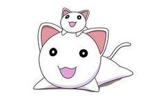 Anime & Manga / Anime and Manga I Love including a few American Cartoons as well. / by Shana Logic