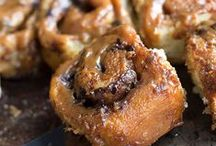 Cinnamon Roll and Sweet Roll Recipes / Everyone loves cinnamon rolls! These fun recipe variations on sweet rolls will get your creative juices flowing. From traditional rolls to pull apart breads to yummy casseroles, cinnamon rolls galore right here! / by Camille @ Growing Up Gabel