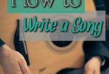Scrivere | Canzoni