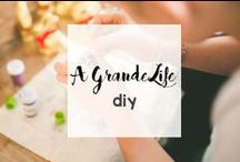 DIY: Do-It-Yourself Ideas / DIY everything! If you can dream it, you can make it. Break out the craft supplies and have fun.