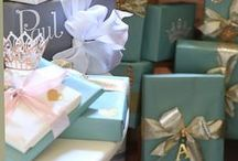GIFTING PRETTILY / It's fun to give, even more fun to give prettily