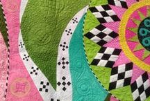 Quilt~a~Rama / Amazing quilts that are mostly contemporary in style. / by Marti Anderson