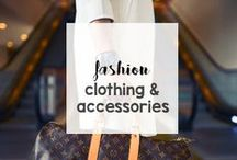 Fashion - Clothing & Accessories / Look your best with these stylish outfits and fashionable clothing choices and accessories.